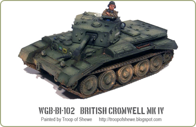 Bolt Action Cromwell