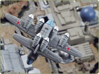 Soviet Sky Kings aircraft