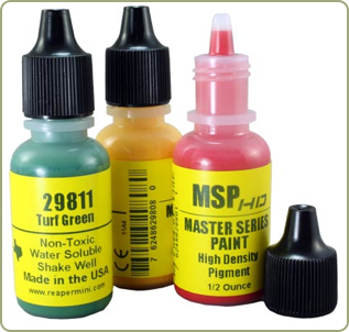 Master Series Paints HD High-Density