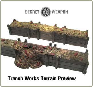 Trench Works terrain