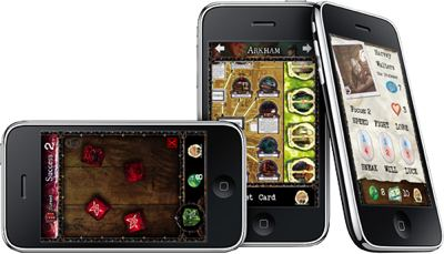 Arkham Horror Toolkit