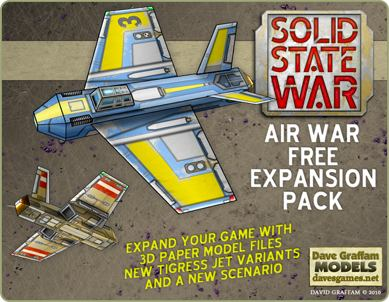 Solid State War expansion