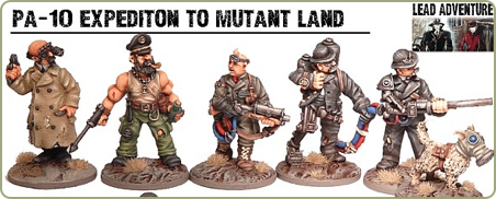 Expedition to Mutant Land
