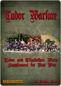 Tudor War cover