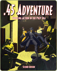 .45 Adventure 2nd Edition demo rules
