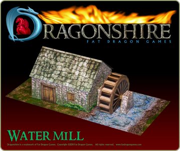 28mm Water Mill