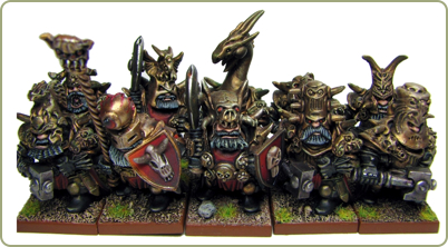 Abyssal Dwarf Immortal Guard