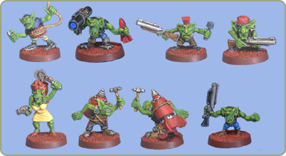 Goblin Space Pirates