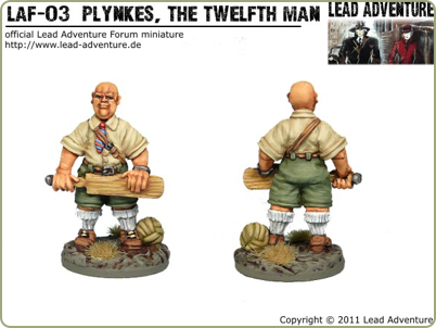 Plynkes the Twelfth Man