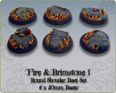 Fire and Brimstone bases