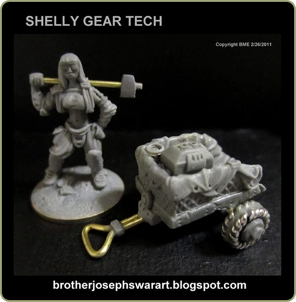 Shelly The Gear Tech