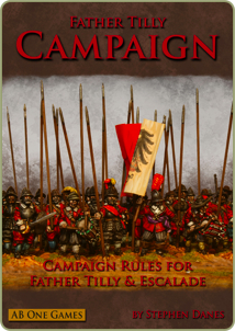Father Tilly: Campaign Supplement cover