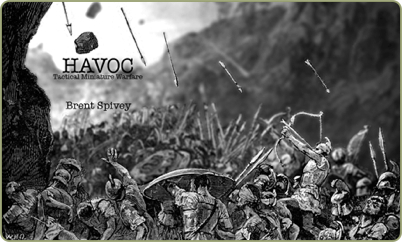 HAVOC: Tactical Miniature Warfare rules