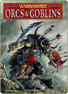 Warhammer: Orcs and Goblins cover