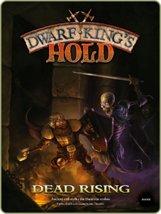 Dwarf King's Hold box cover