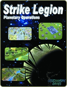 Strike Legion: Planetary Operations cover