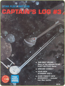 Captain's Log #3