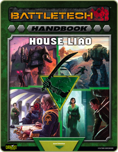 Handbook: House Liao cover