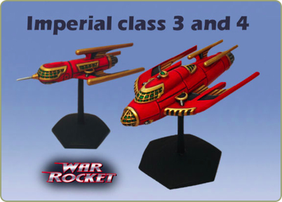 Imperial Class 3 and 4