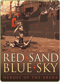 Red Sand Blue Sky cover