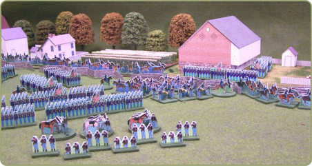 ACW Army Pack