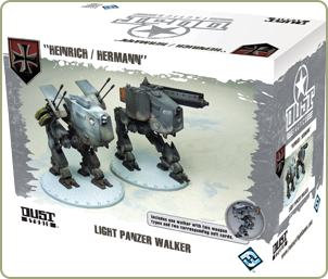 Axis walker box