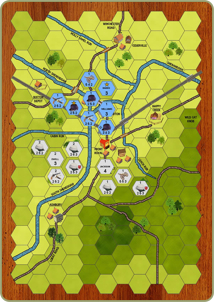 Jackson Valley boardgame