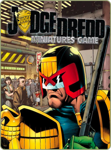 Judge Dredd Miniatures Game