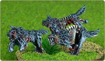 Zombie Wolves