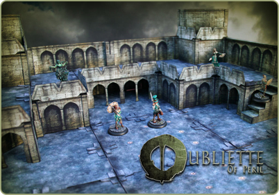 Oubliette of Peril