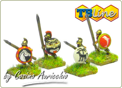 Carthaginians infantry