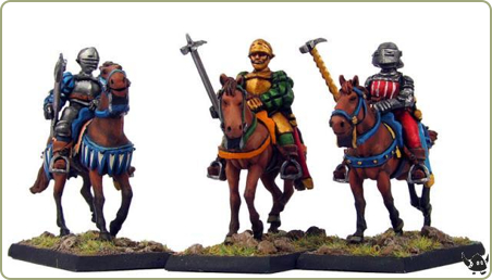 28mm Gendarme Archers