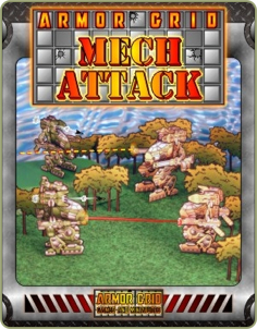 Armor Grid Mech Attack