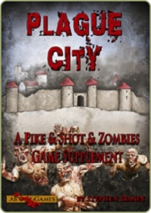 Plague City cover