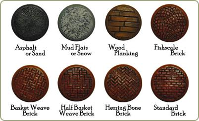 Base stamps