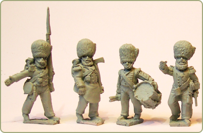 28mm Crimean War figures