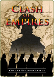 Clash of Empires cover