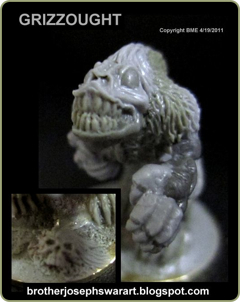 Monster: Grizzought