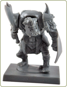 Mantic Games Orc with Axe
