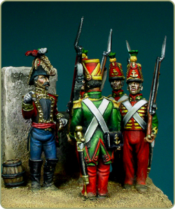 Mexican American war infantry wargame figures collectors miniatures 40mm