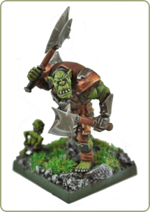 Painted Orc