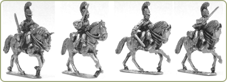 Early Russian Cuirassiers