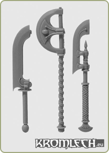 Stygian Two Handed Weapons