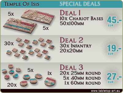 Temple Of Isis Special Deals