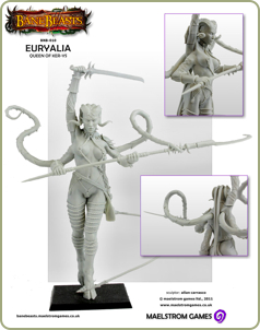 Euryalia, Queen of Ker-Ys