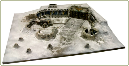 Imperial Strongpoint Expansion