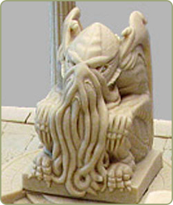 Statue of the Elder God