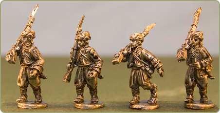 Zouaves in Turbans