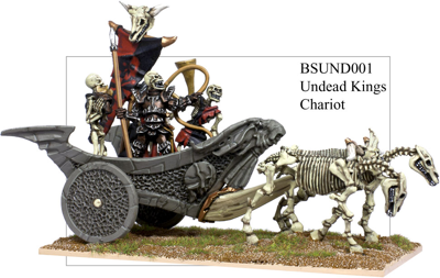 Undead Kings Chariot