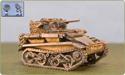 Vickers MK VI (B & C) Light Tank
